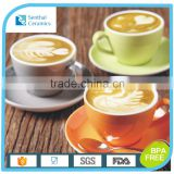 300ml New bone china coffee cup and saucer set                                                                         Quality Choice