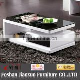 894# wooden center modern coffee table