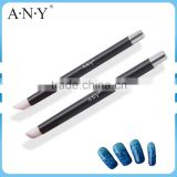 ANY Nail Art Care Silicone Beauty Brush High Quality
