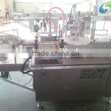 automatic aerosol filling capping machine