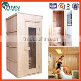 2 person cheapest dry sauna house mini sauna room