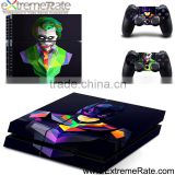 New design vinyl skin sticker for PS4 controller console decal skins cover