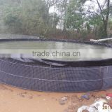 plastic round tanks for fish farming with aquaponics