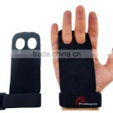 Pair of Weight Lifting Leather Gymnastic Hand Grips