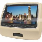 Headrest Monitor In Car Hot Model 9 Inch Back Seat DVD Player