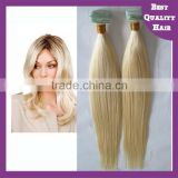 2015 Hot Selling!!Full Cuticle One Direction Blonde 100% Virgin Brazilian Hair Wholesale Private Label 7A Tape Hair Extension