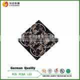 OEM FR4 ROHS 4 Multilayer Blank Measure Device PCB Board, Electronic Measuring PCB