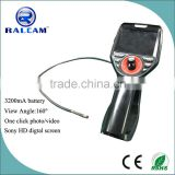 INquiry about continuous shooting adjustable 160 degree camera inspection industrial endoscope