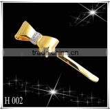 2014 NEW Fashion Gold plated gift brass Hairpin