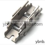 Good quality branded metal zinc plate bending machines parts