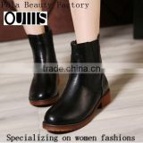 2015 New fashion low heel ankle Martin boots for women fashion British style ladies ankle boots ankle boots PH3884