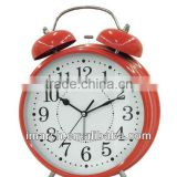 red bell clock,table clock