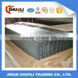 Prime Corrugated galvanized steel sheet zinc aluminium roofing sheets all type china origin DX51D SGCC G550