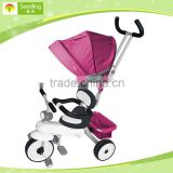 2016 new design Baby tricycle Deluxe Steer and Stroll Trike