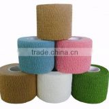 First Aid Skin Color Adhesive Elastic Cohesive Bandage