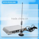 3G WCDMA FWT Etross-8848 gsm fixed wireless terminal with 2rj-11 ports ,1sim card,sma-female antenner interface