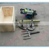 Refractory Ramming Machine/Furnace lining Rammer/Electric Vibrator for metal scrap melting