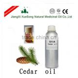 Wholesale High quality natural cedar wood essential oil