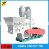 High efficiency cow feed grass/rice husk/herb grinding machine with price