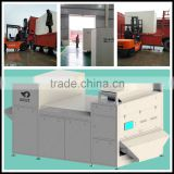 colored plastic flakes color sorter machine, plastic separator machine