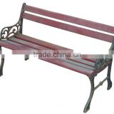 Outdoor Furniture Wooden Garden Bench Leg