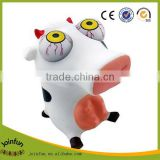Custom big eyes plastic toy,OEM plastic big eyed animal toys,OEM plastic pop eye animal toy