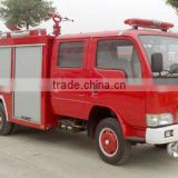 Dongfeng 2000liters small fire truck