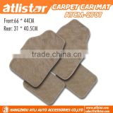 Hot sale PVC spider coil mat car carpet, Durable NonSlip PVC CAR MAT,Nail Backing car carpet mat