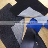 B Grade Pvc Artificial Leather Stocklot for Shoes and Bags