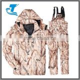 Newest Men's Watertight camo hunting jacket