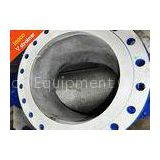Y Type Petrochemical Filtration Pipeline Strainer Of Carbon Steel Housing