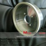 concave diamond grinding wheel, cup diamond grinding wheel, 6A2 diamond grinding wheel for PDC