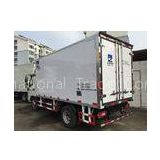 Foton Aumark Special Car Refrigerator Box Freezer Truck 4x2 wheels for best heat insulation