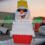 Inflatable Christmas Snowman,christmas inflatables