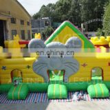 Giant Commercial Inflatable Fun City