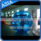 River Display Blue Inflatable Human Water Ball For People