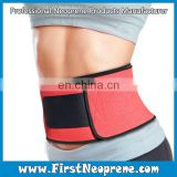 Professional Custom 5mm Thick Neoprene Waist Support