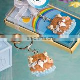 Noah and Friends Keychain Baby Shower Favors