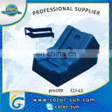 For Canon pro 100 printer model CLI 42 Chip resetter ink cartridge