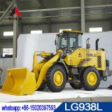 SDLG 3 ton wheel loader LG938L with YD13 transmission