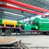 Pyrolysis oil plant in Pakistan customer factory