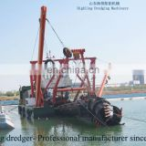 "4000m3/h 18"" Dredging Boat For Sale"
