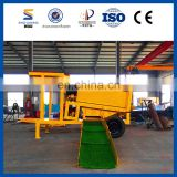 SINOLINKING Sticky Clay Gold Ore Washing Machine/African Gold Washer Plant/Gold Mine Equipment For Sale