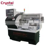 CK6132A automatic cnc lathe turning machine in china with 4 station tool post