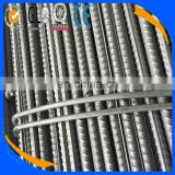 HRB 400 steel rebar price per ton in coil for construction, deformed steel bar, iron rods from tangshan factory price