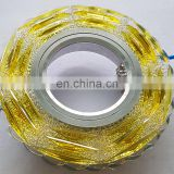 good G4/G9 crystal downlight fitting