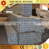 galvanized steel pipe class b s235jr pre galvanized square hollow section galvanized pipe astm a53