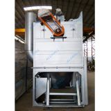 ALM-1100 Aluminium Dross Scrap Recovery System For Melting Furnace