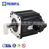 220VAC 1500rpm 2.7KW 10.5A synchronous brushless print machine ac servo motor  for print machine