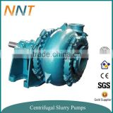 High pressure mechanical seal desander gravel slurry pump